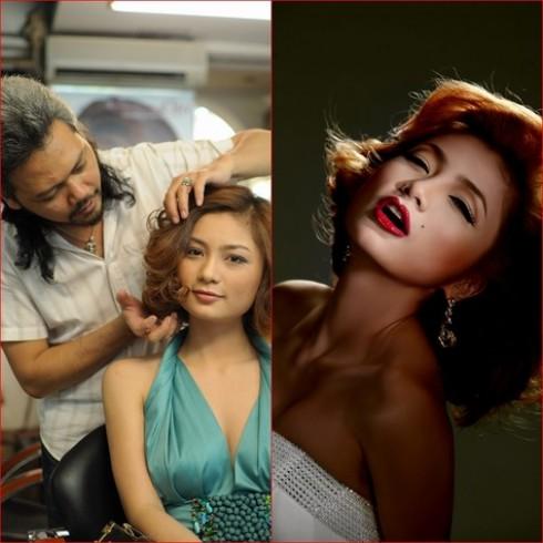 Làm đẹp với1 trong 3 dịch vụ làm tóc