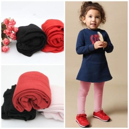 Rẻ - đẹp với Combo 3 Quần tất len ấm áp cho bé