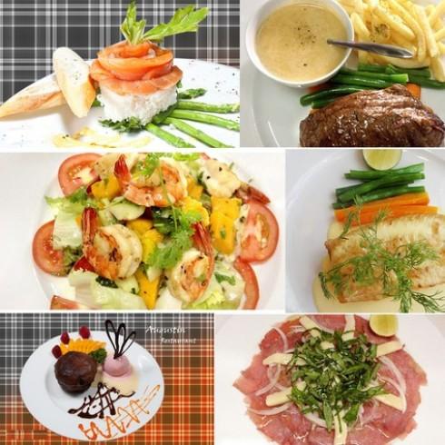 Nhà hàng Augustin - Ấn tượng ẩm thực Pháp