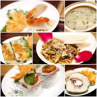 Bữa ăn cung đình cho ngày Tết
