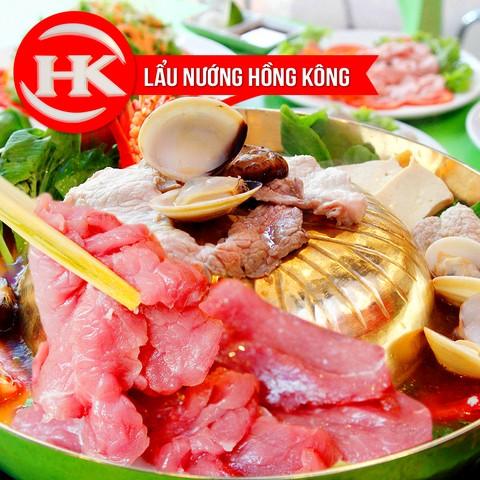 Buffet Lẩu nướng Hong Kong - Giảm giá 10% đồ uống