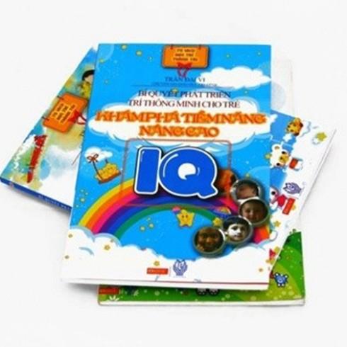 Tủ sách dạy trẻ thành tài