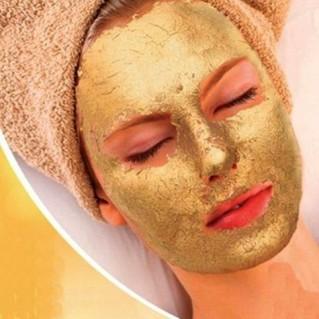 Trẻ hóa da mặt với tinh chất vàng 9999