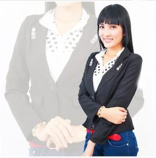 Áo vest công sở cho nữ
