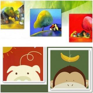 Phiếu mua tranh nghệ thuật tại Gallery A & Em