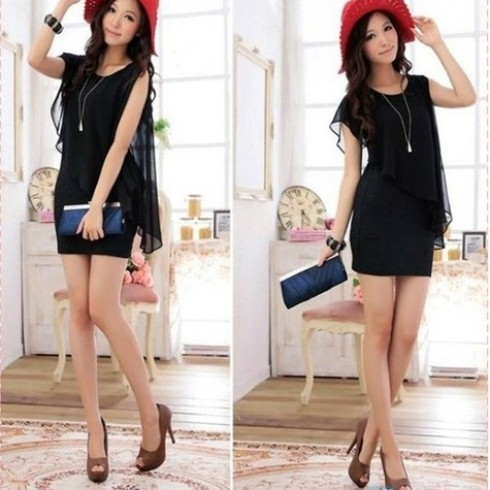 Đầm cánh tiên đáng yêu