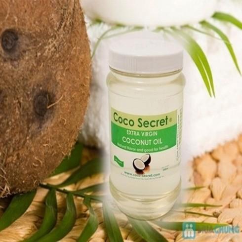 Làm đẹp với Dầu dừa CoCo Secret (500ml)