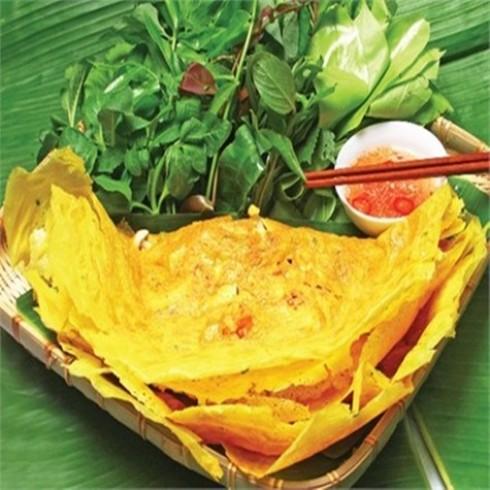 Bánh Xèo Mười Xiềm - Đặc sản miền Tây