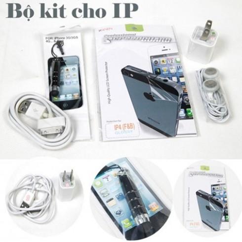 Bộ dụng cụ 5 món dành cho iPhone