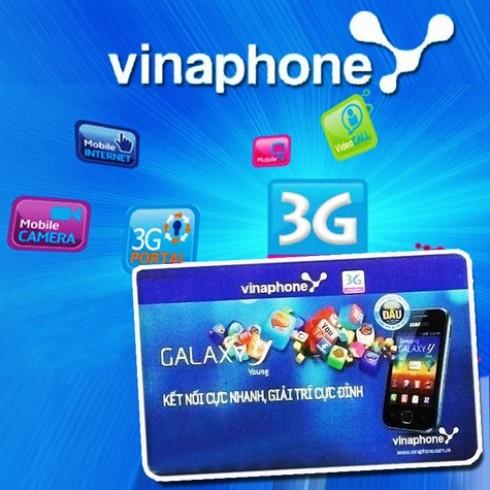 Thẻ Internet Vinaphone Max