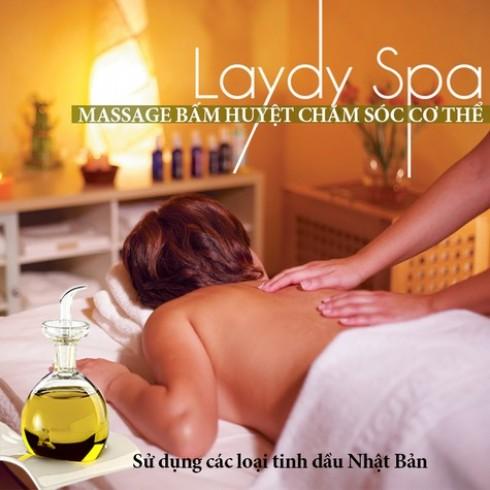 Massage bấm huyệt, chăm sóc cơ thể
