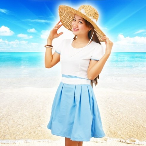 Mũ đi biển cho ngày nắng