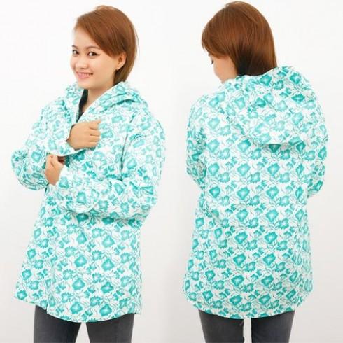 Áo khoác chống nắng 02 lớp