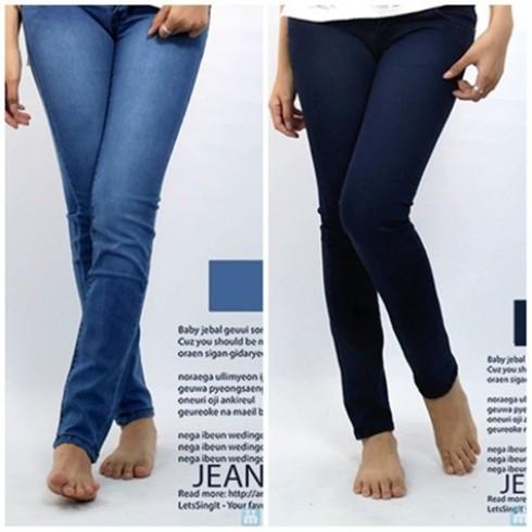 Quần jean dài cho nữ