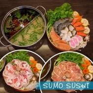 Lẩu Nhật tại NH Sumo Sushi