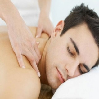 Massage body nam tại Massage Tú Anh