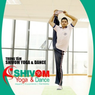 Tập Yoga: nâng cao sức khỏe +Vóc dáng chuẩn