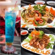 Phiếu ăn, uống tại Cafe Luminous