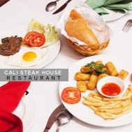 Bò bít tết, cá chiên tại Cali SteakHouse 2