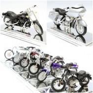 Mô hình xe máy Harley Davidson tỉ lệ 1:18