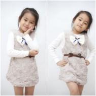 Váy lông mềm mại cho bé - 3 - Đồ Chơi