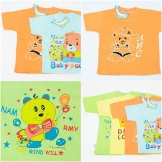 Combo 2 áo phông cho bé trai