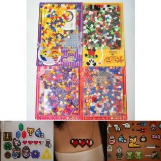 Bộ xếp hình Hama Maxi blister packs
