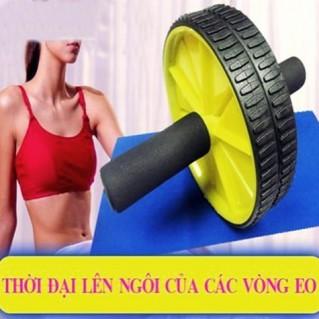 Bánh xe tập thể dục - Cho vòng eo thon thả