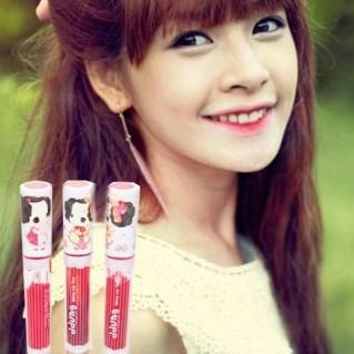 Son môi Lip Tint xuất xứ Hàn Quốc