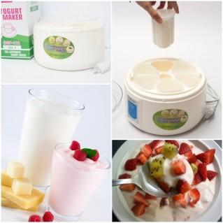 Máy làm sữa chua Misushita 06 cốc Đơn giản, dễ làm
