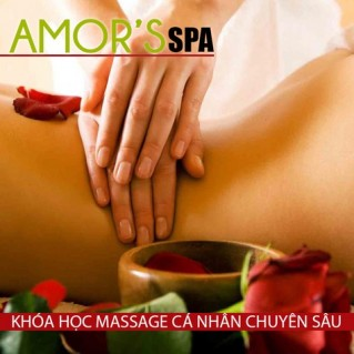Khóa học massage Body -món quà tinh tế