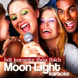Hát karaoke thỏa thích tại MOONLIGHT KARAOKE