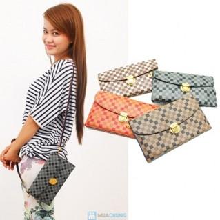 Túi xách caro thời trang