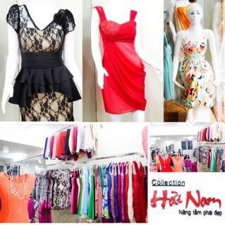 Phiếu mua đầm thời trang tại Thời Trang Hải Nam