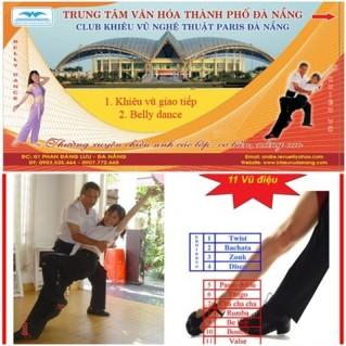 Khóa học Belly Dance hoặc Khiêu vũ giao tiếp