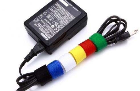 Combo 12 miếng dán thu gọn dây điện