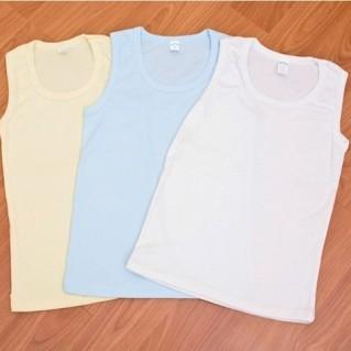 Combo 3 áo ba lỗ cho bé size 8.10.12