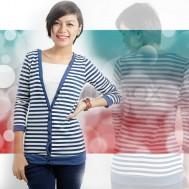 Bộ áo khoác + áo lửng thời trang - 1 - Thời Trang Nữ