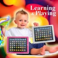 Máy tính bảng đồ chơi có đèn led