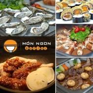 Buffet nhà hàng Món Ngon - 1 - Ăn Uống