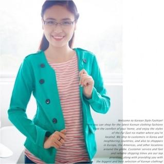 Áo khoác vest phong cách Hàn Quốc