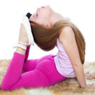 Yoga dành cho trẻ tại Hương Anh Spa