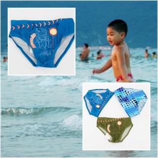 Thỏa thích du lịch biển với quần bơi!