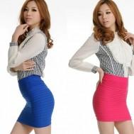 Váy mini juyp thời trang cho bạn gái