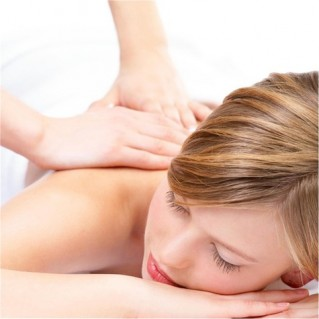 Massage body + tẩy tế bào chết + gội đầu + đắp mặt
