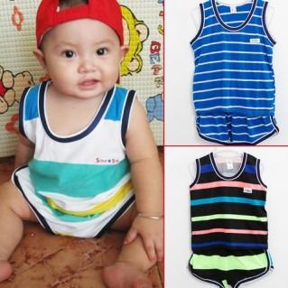 Combo 2 bộ đồ thun cho bé trai (5 tháng - 1 tuổi)
