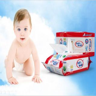 Combo 05 gói khăn ướt Baby Mamy