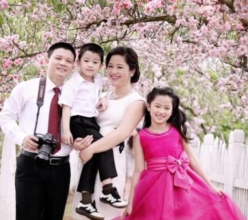 Chụp ảnh gia đình - lưu giữ yêu thương