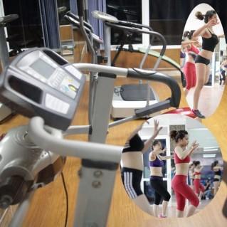 Thẻ tập Aerobic và Gym tại CLB TDTM Dáng Ngọc