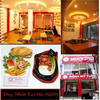2 suất Steak + Bánh Mỳ TƯƠI duy nhất tại Hà Nội!!!